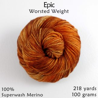 Epic Worsted Weight