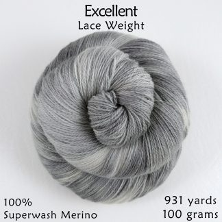 Excellent Lace Weight