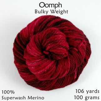 Oomph Bulky Weight